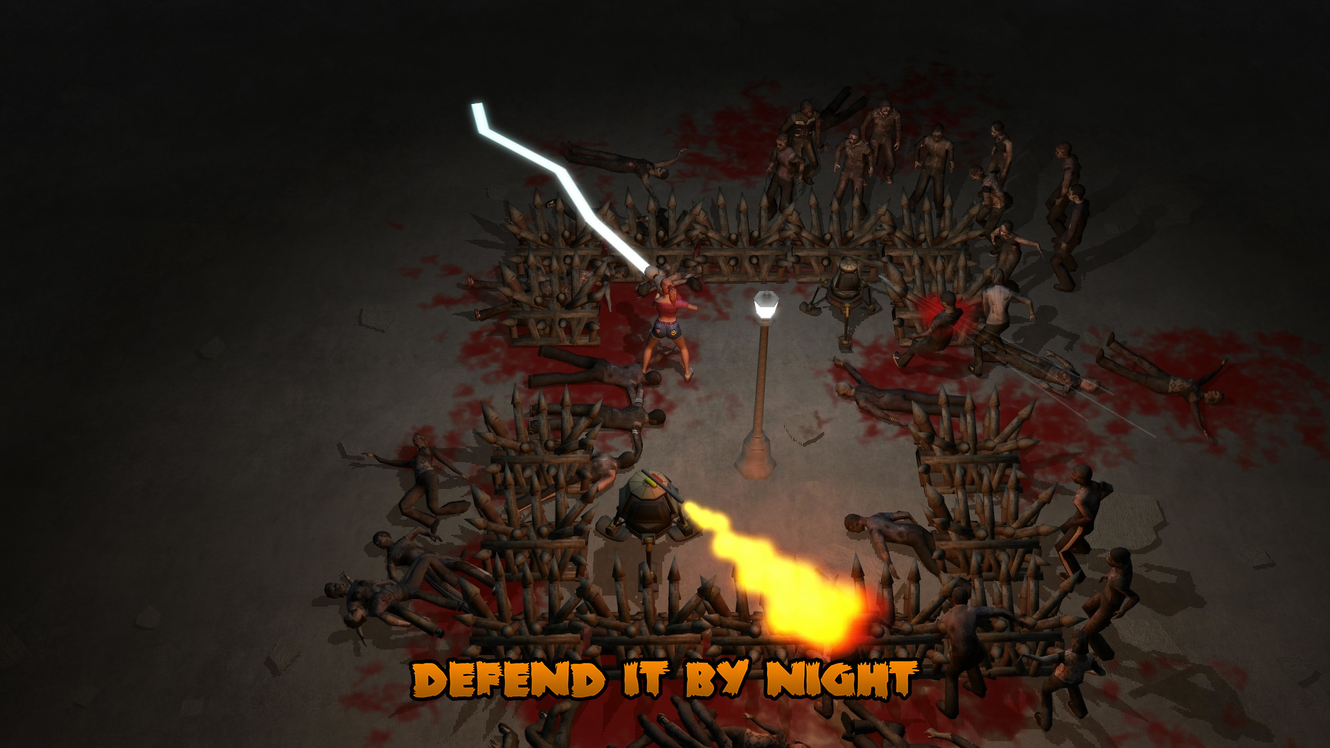 Yet Another Zombie Defense Screenshot 2