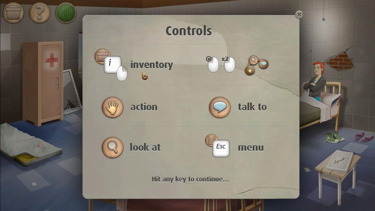 Reversion - The Escape (1st Chapter) screenshot