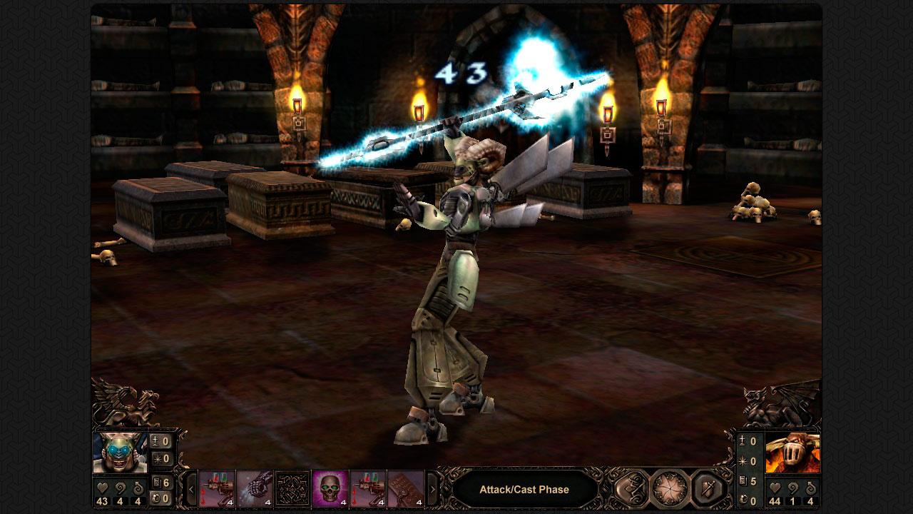 Etherlords II screenshot