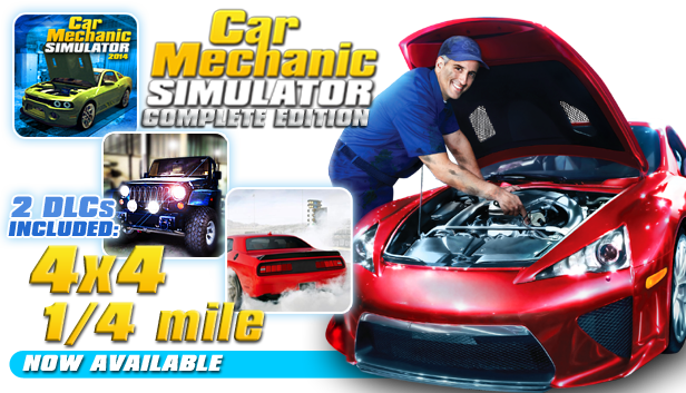 car mechanic simulator 2014 on steam. Black Bedroom Furniture Sets. Home Design Ideas