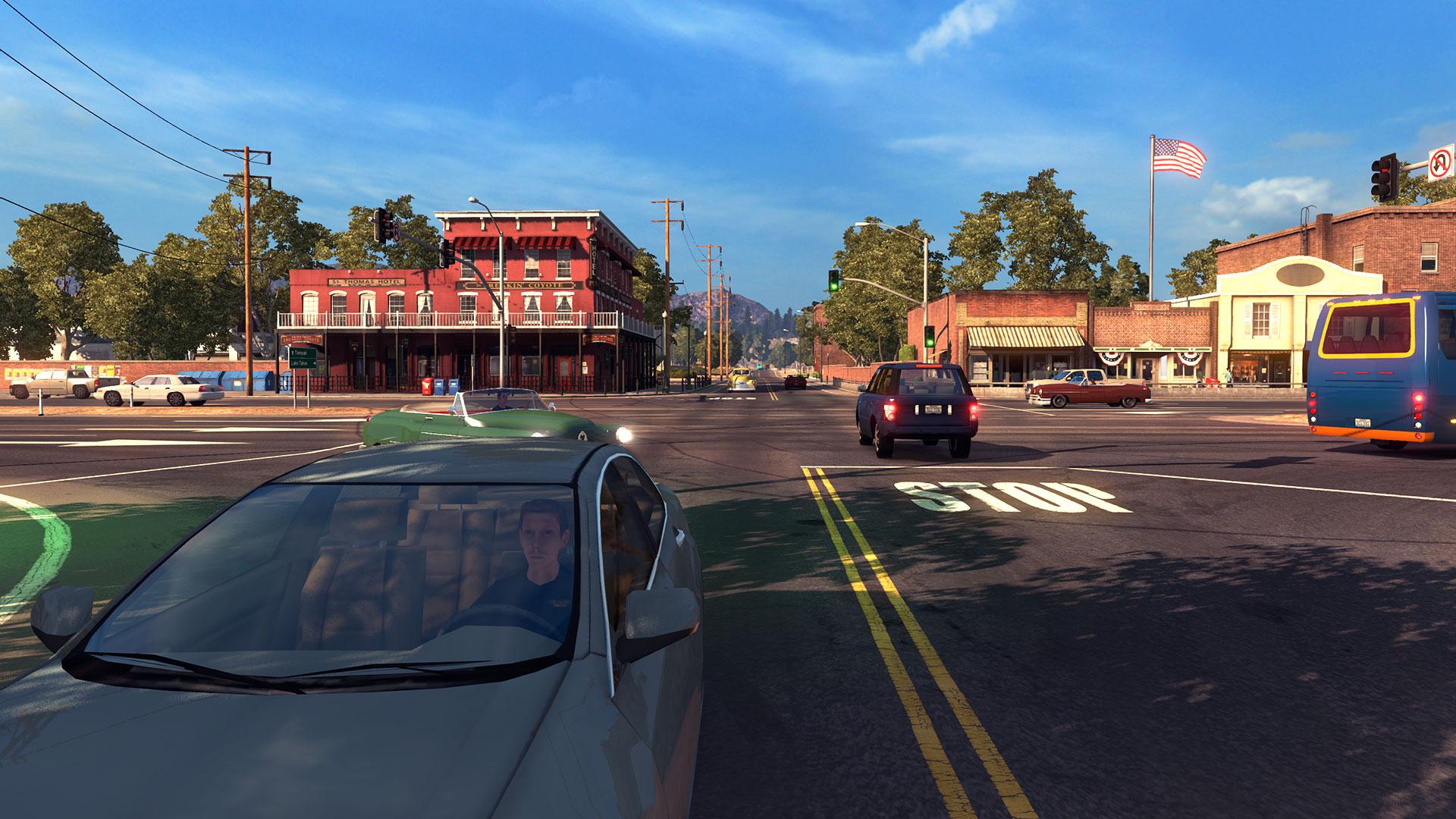 American Truck Simulator screenshot