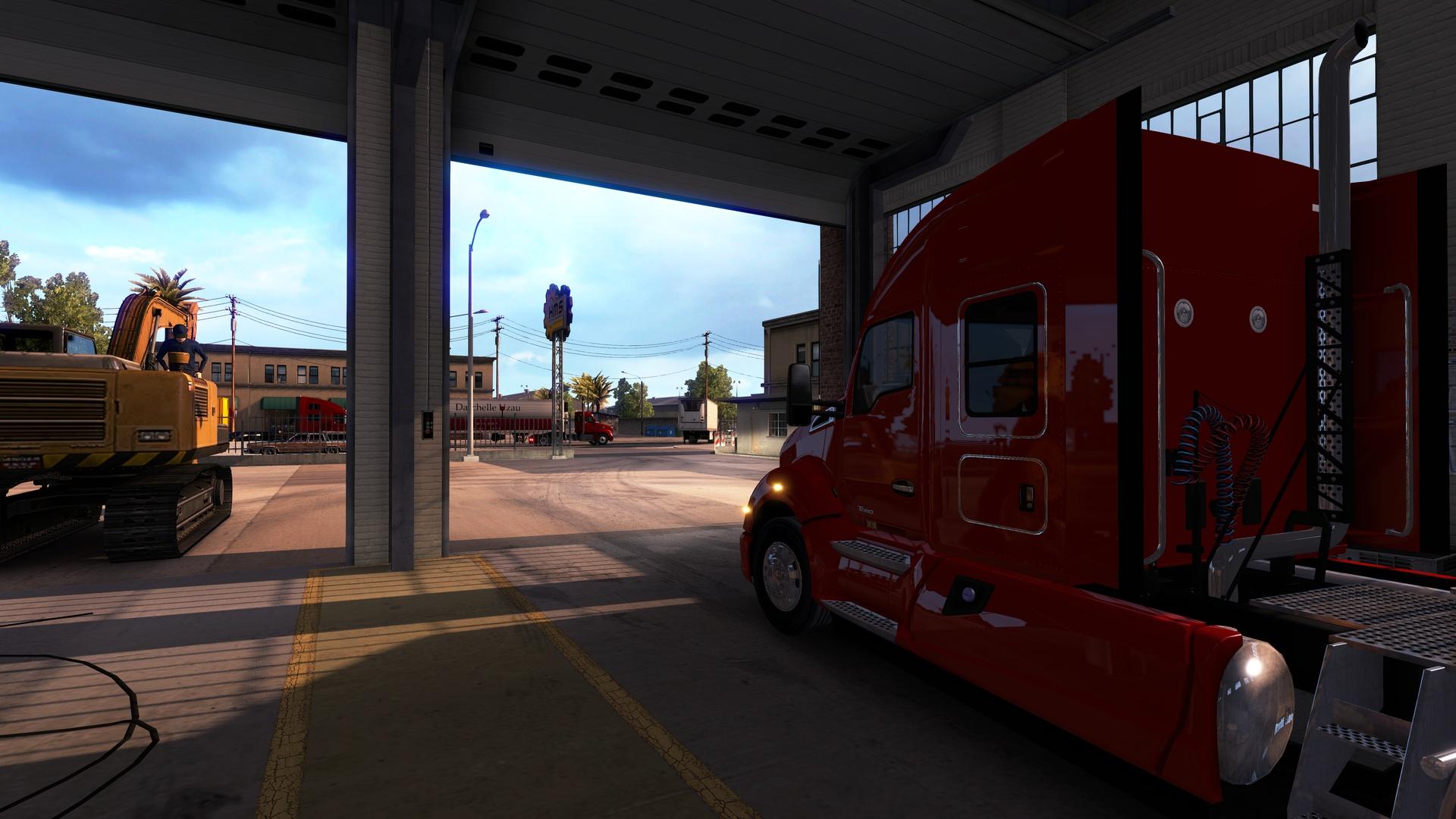 American Truck Simulator (RUS) [L]