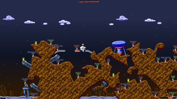 Worms World Party Remastered FLT PC Download