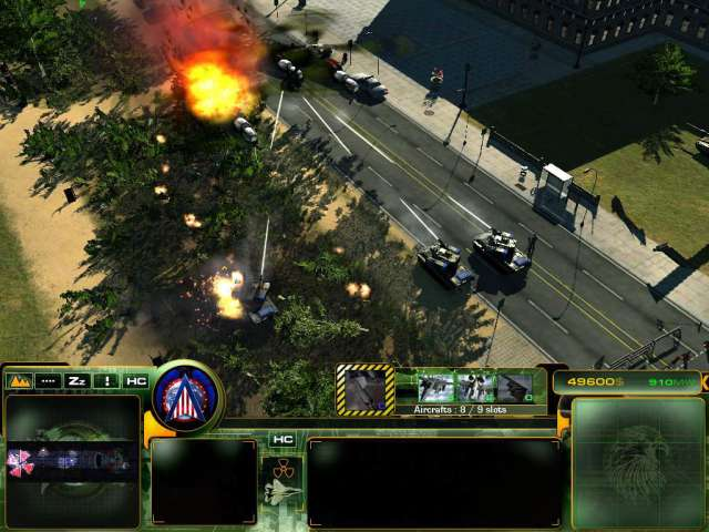 Act of War: Direct Action screenshot
