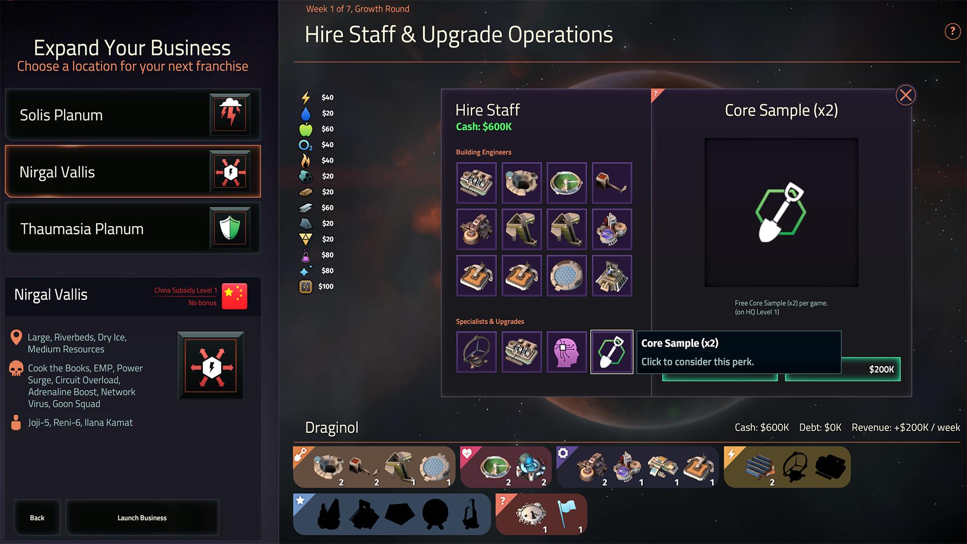 Offworld Trading Company screenshot