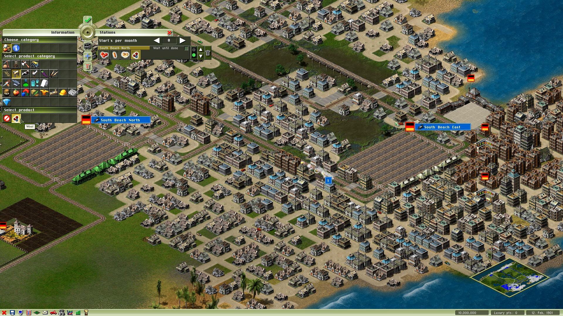 Industry Giant 2 screenshot
