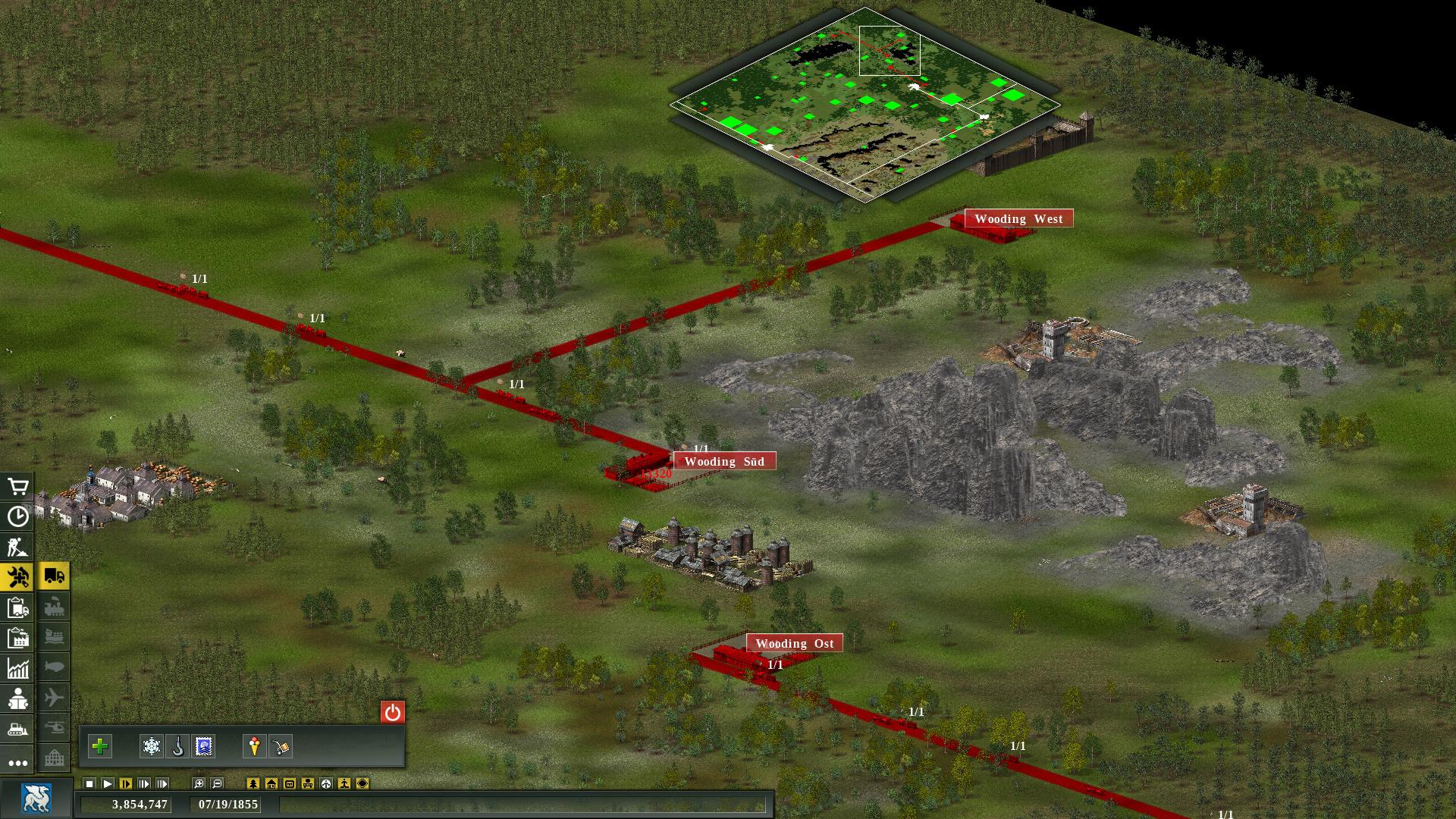 Transport Giant screenshot