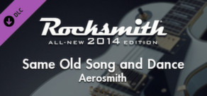 "Rocksmith® 2014 – Aerosmith - ""Same Old Song and Dance"""