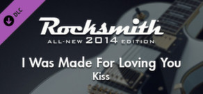 """Rocksmith® 2014 – Kiss - """"I Was Made For Loving You"""""""