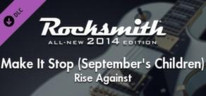 """Rocksmith® 2014 – Rise Against - """"Make It Stop (September's Children)"""""""