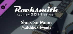 "Rocksmith® 2014 – Matchbox Twenty - ""She's So Mean"""