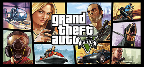 Grand Theft Auto V STEAM GLOBAL