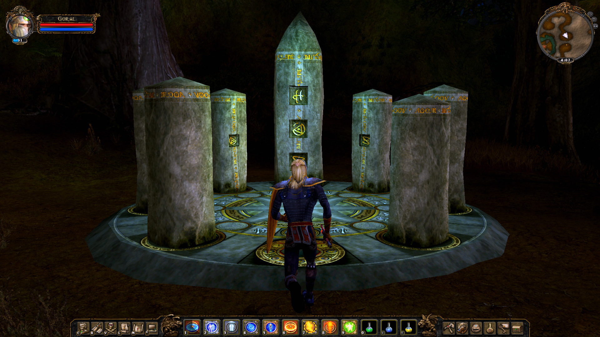 Dungeon Lords Steam Edition screenshot