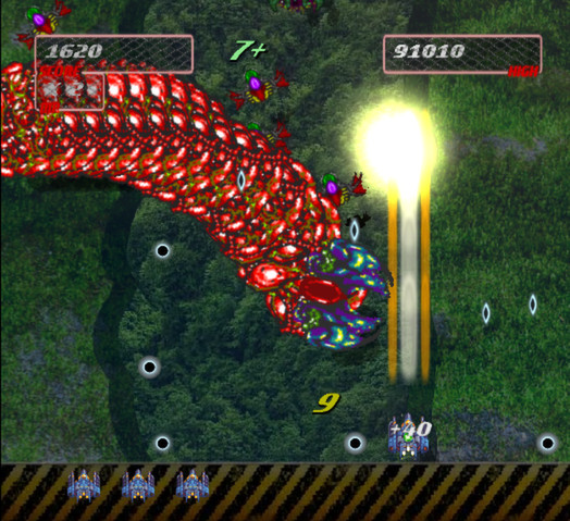 Super Killer Hornet: Resurrection screenshot