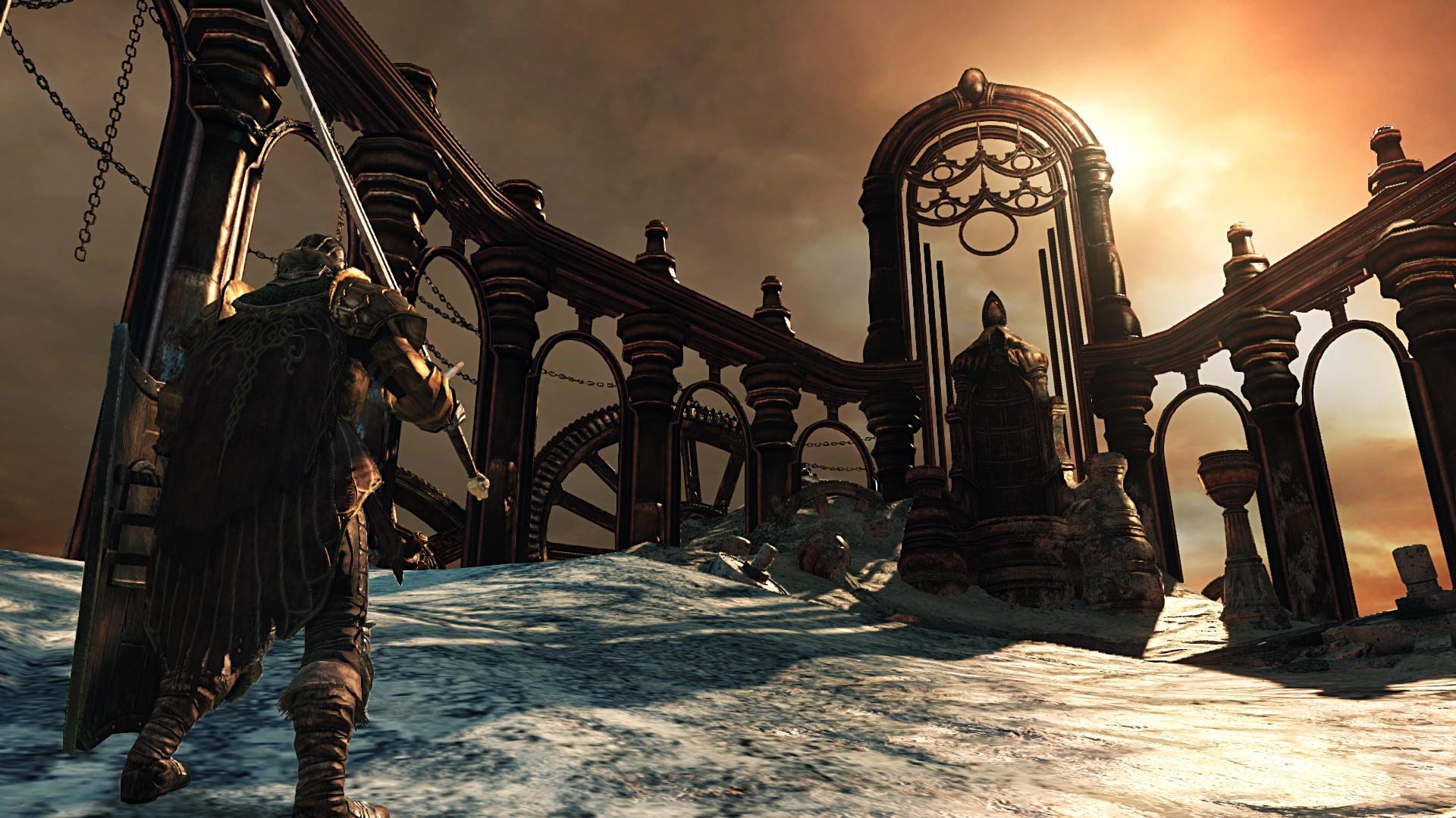 Dark Souls II Crown Of The Old Iron King Multilenguaje ESPAÑOL PC