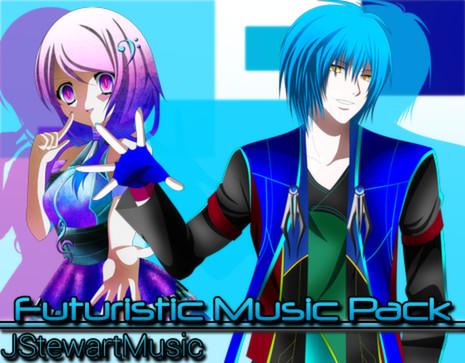 RPG Maker VX Ace - JSM Futuristic Music Pack screenshot