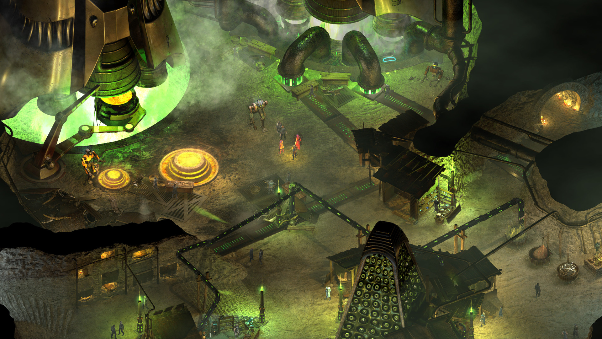 Torment: Tides of Numenera Screenshot 3