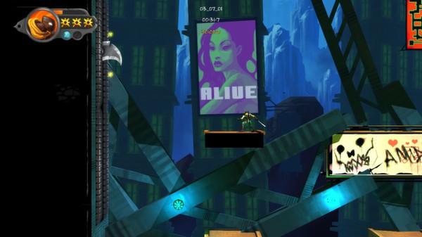 Shadow Blade: Reload PC-RG Mechanics