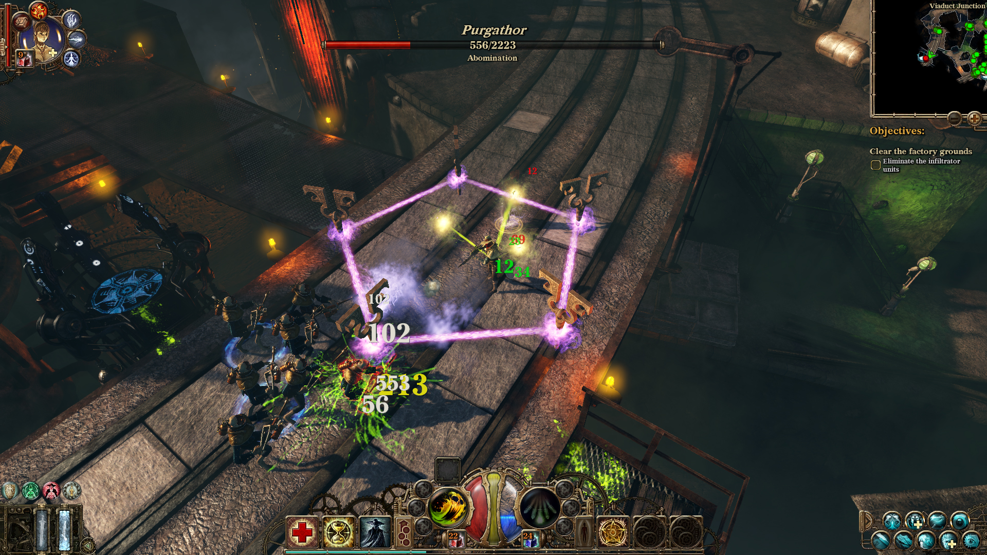 The Incredible Adventures of Van Helsing II - Complete Pack screenshot 1