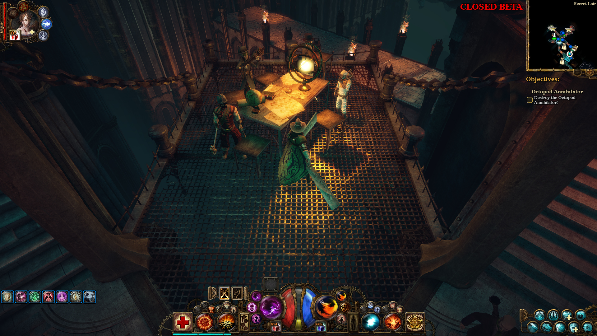 The Incredible Adventures of Van Helsing II - Complete Pack screenshot 3
