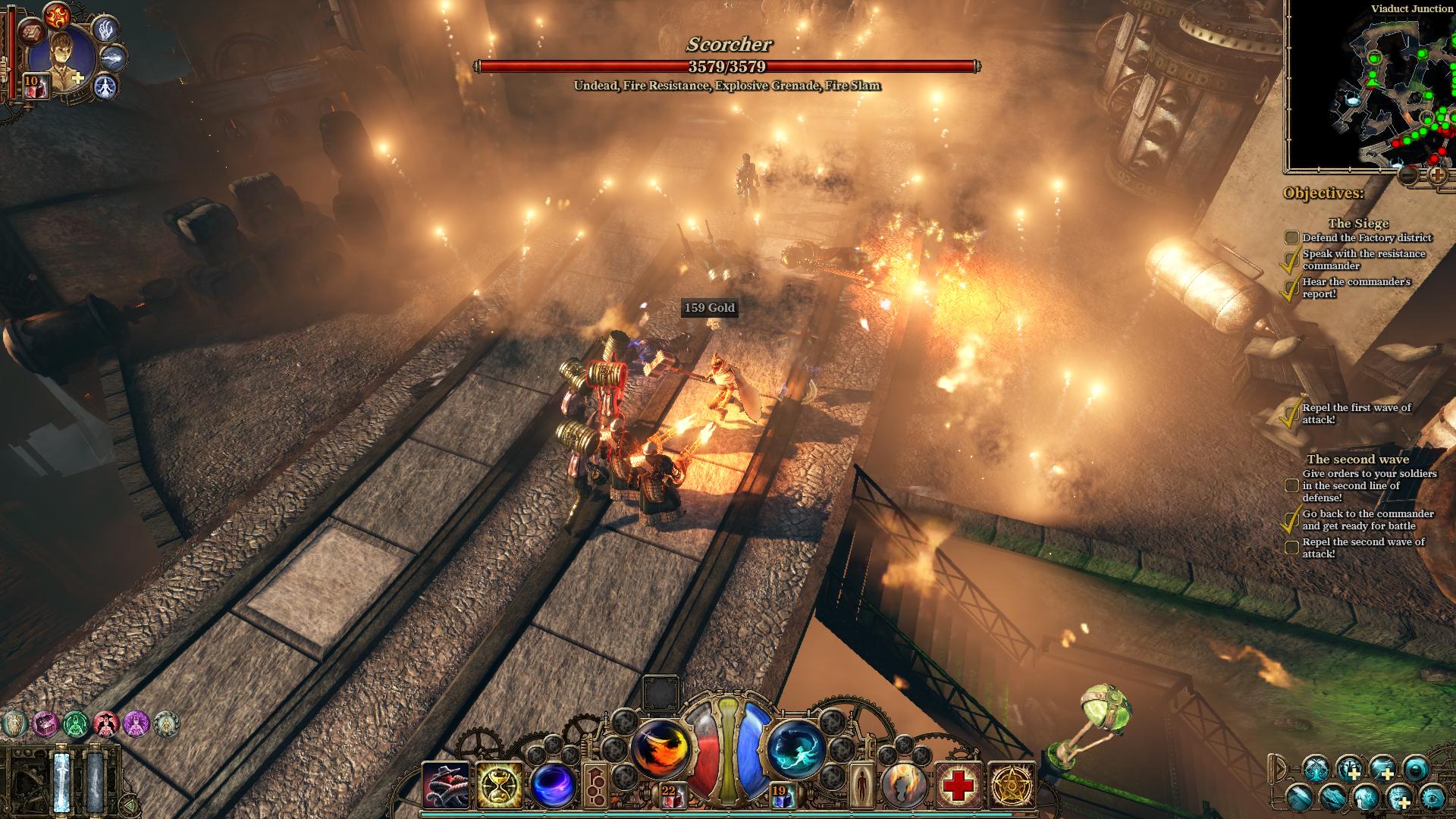 The Incredible Adventures of Van Helsing II screenshot
