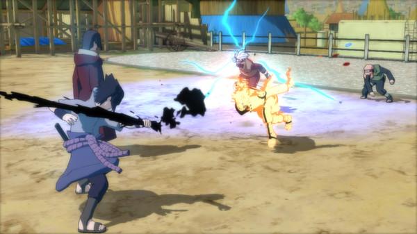 NARUTO SHIPPUDEN: Ultimate Ninja STORM Revolution-RELOAD  - Game Screenshot