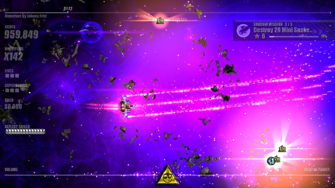 Beat Hazard - Shadow Operations Unit screenshot