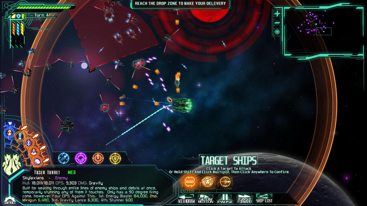 The Last Federation screenshot