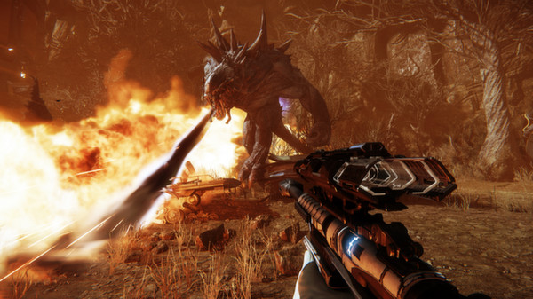 Evolve (PC) 2014 ALPHA