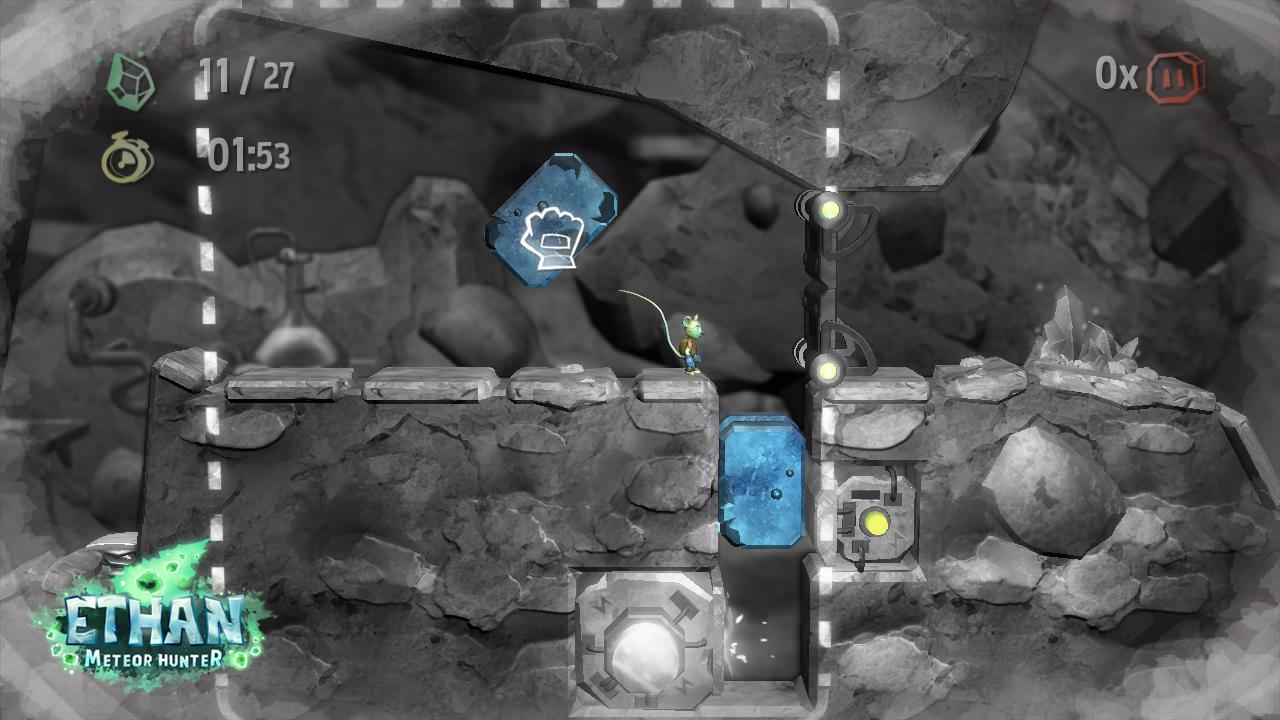 Ethan: Meteor Hunter Deluxe Content screenshot