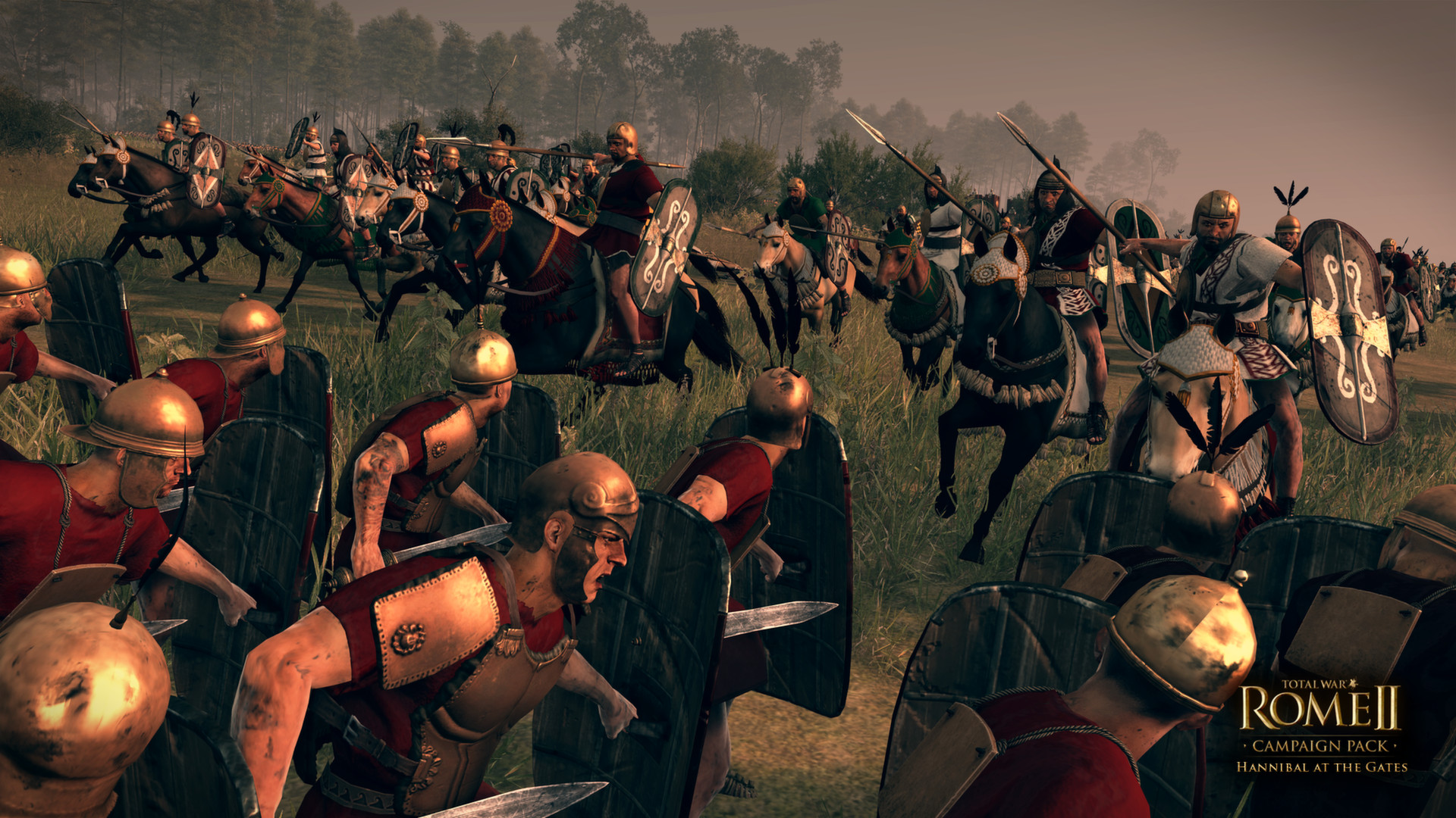 Total War ROME II Hannibal at the Gates RELOADED