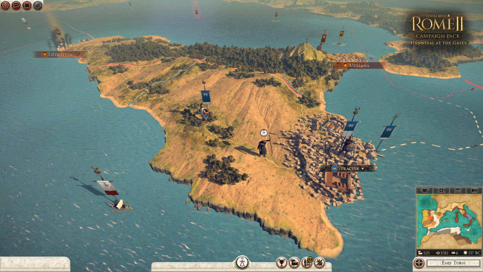 Total War: ROME II - Hannibal at the Gates Campaign Pack screenshot