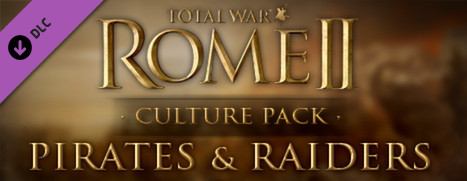 Total War: Rome II - Pirates and Raiders
