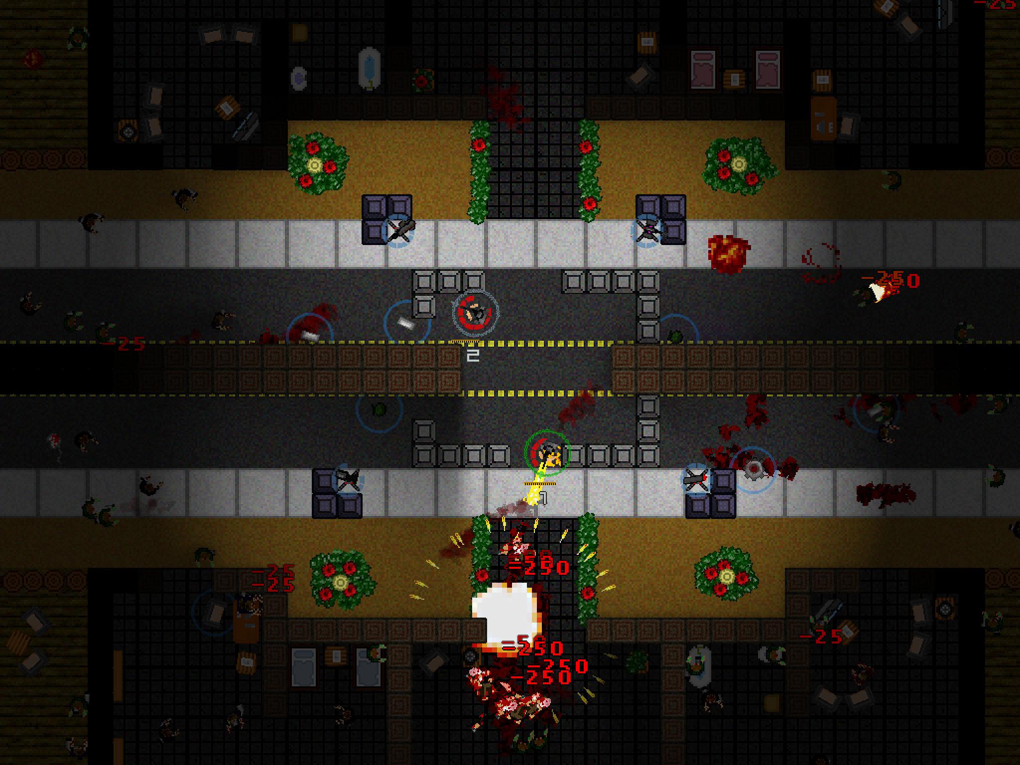 Over 9000 Zombies! screenshot