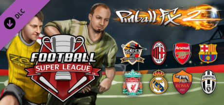 Pinball FX Super League FC Barcelona Table Salenauts - Barcelona fc table