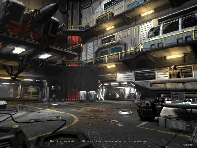 Descent: FreeSpace – The Great War screenshot