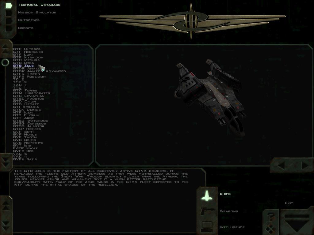 Freespace 2 screenshot