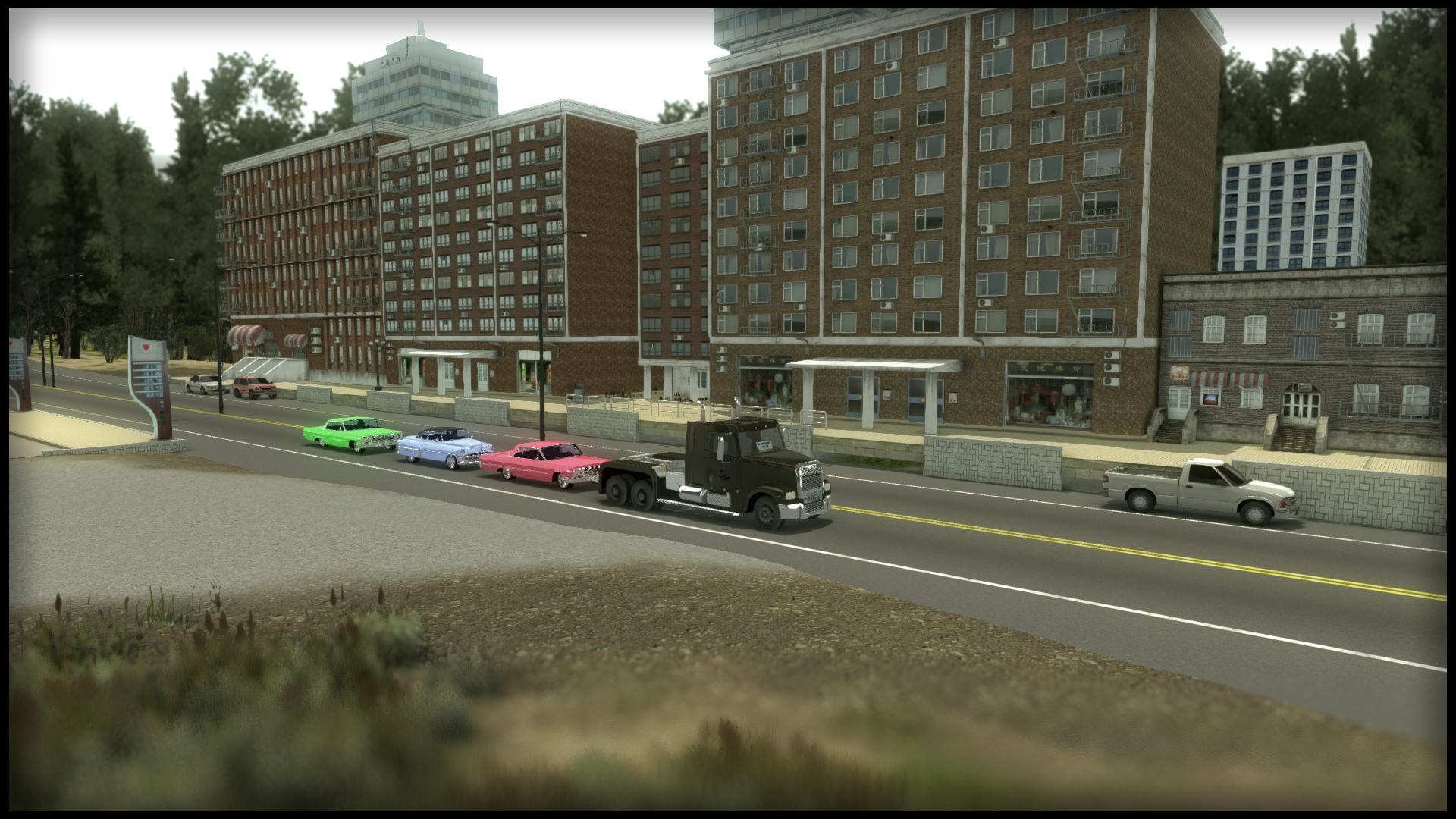 Extreme Roads USA screenshot