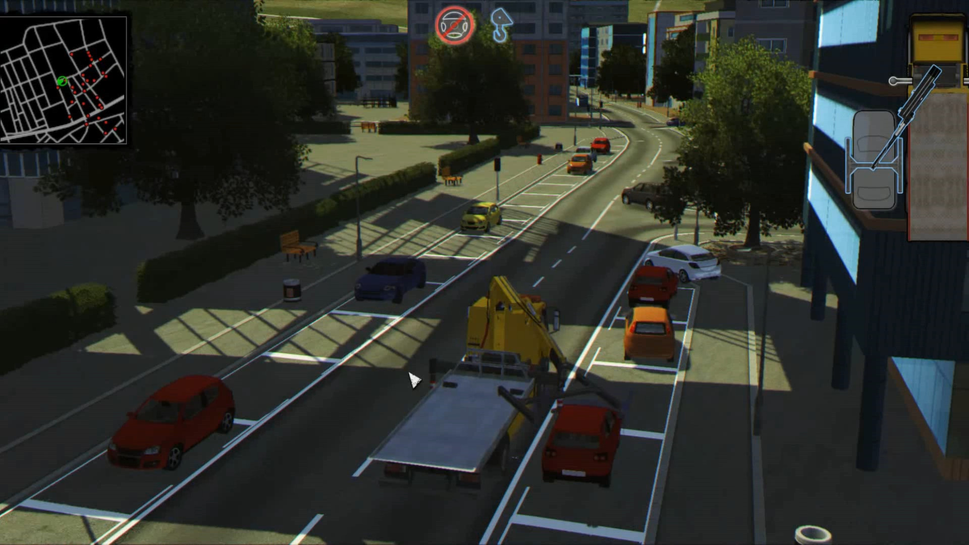 Towtruck Simulator 2015 screenshot