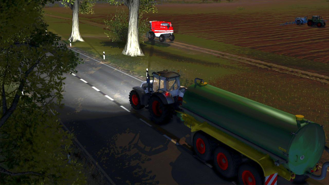 Agricultural Simulator 2012: Deluxe Edition screenshot