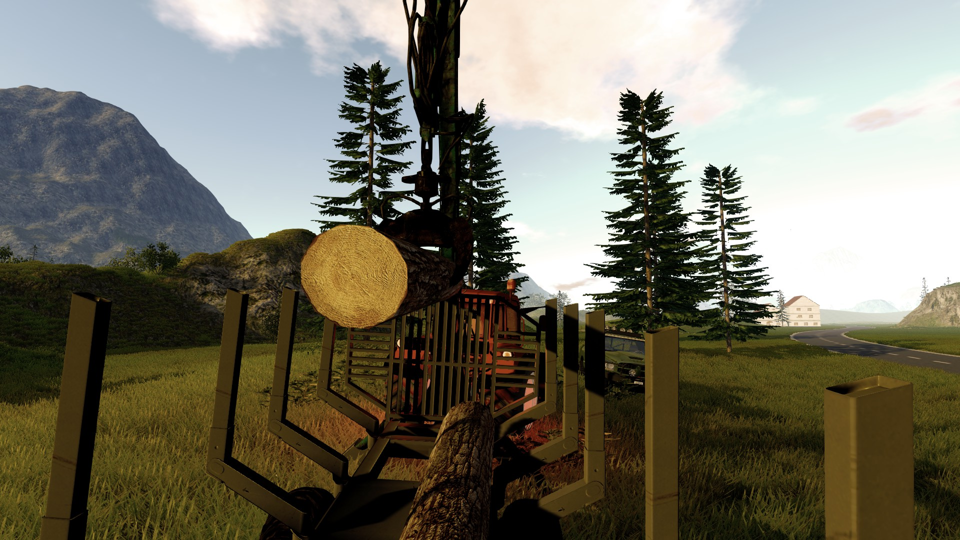 Forestry 2017 The Simulation Repack