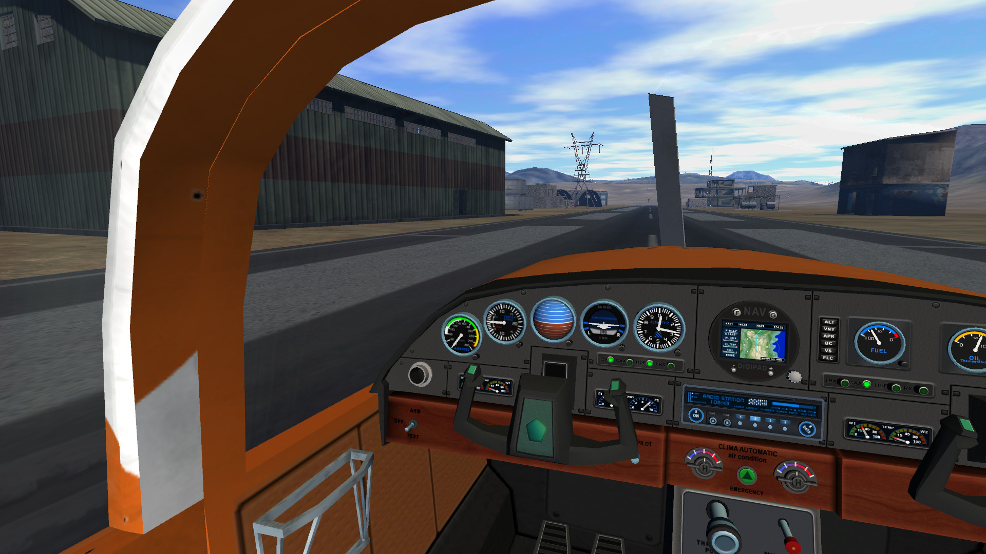 Aviator - Bush Pilot screenshot
