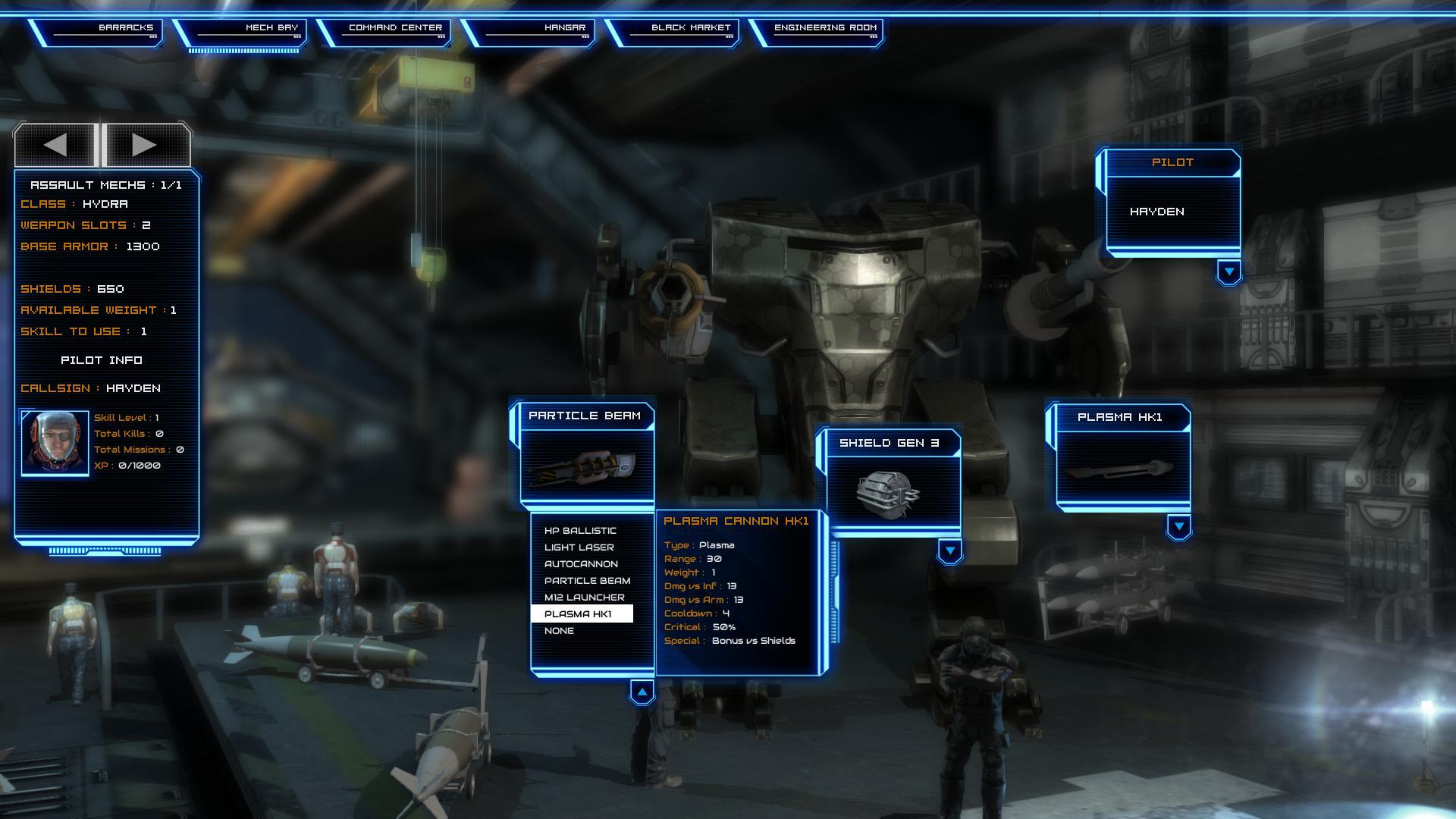 Mechs & Mercs: Black Talons screenshot