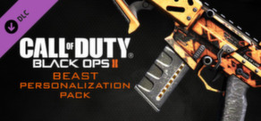 Call of Duty®: Black Ops II - Beast Personalization Pack