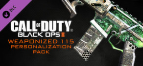 Call of Duty®: Black Ops II - Weaponized 115 Personalization Pack