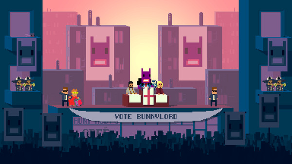 Not a Hero PC Game GOG Download