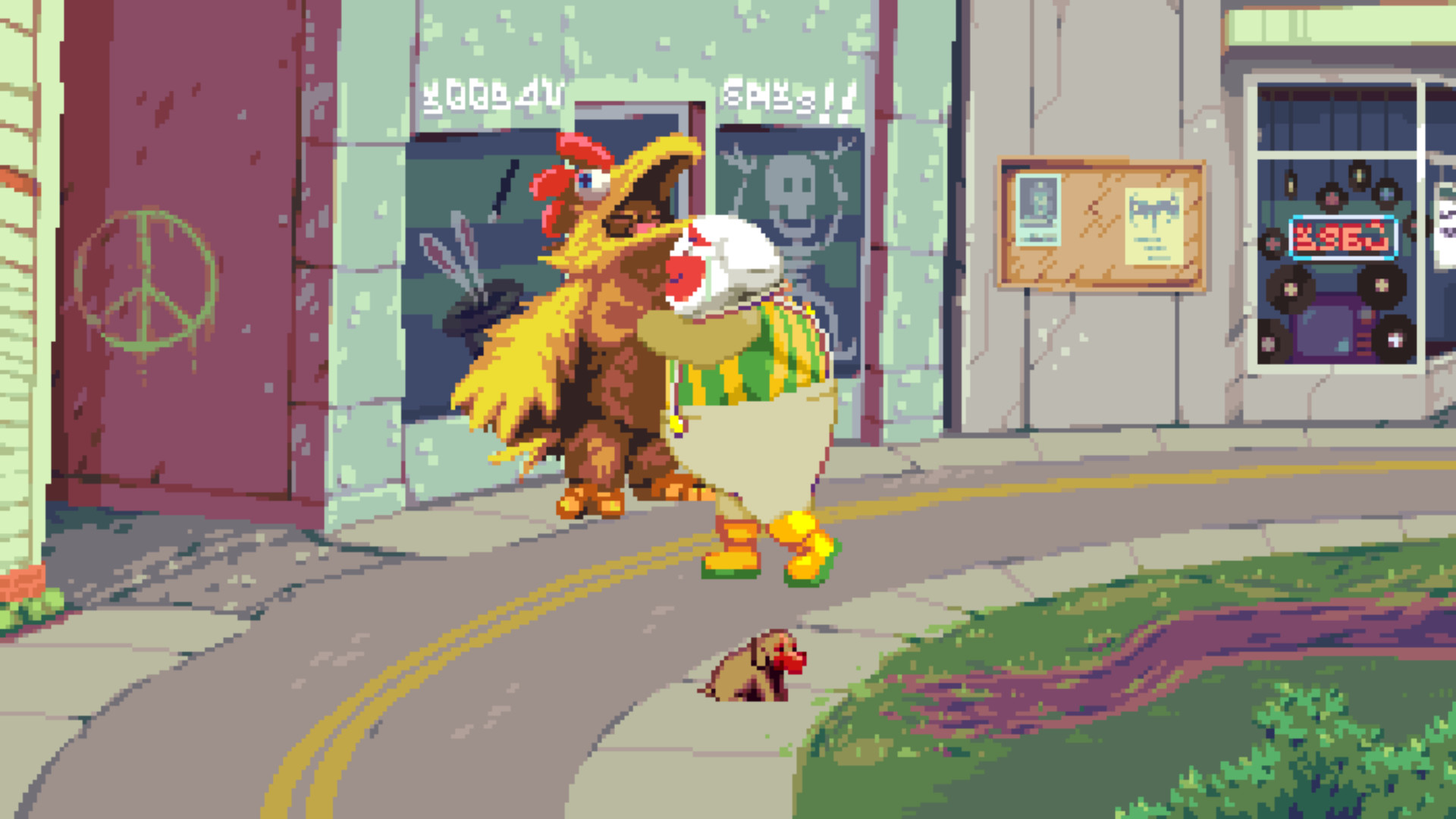 Dropsy screenshot
