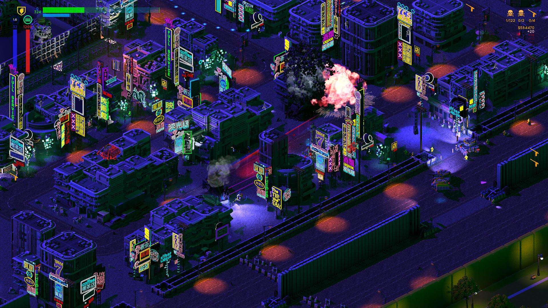 Brigador Screenshot 1