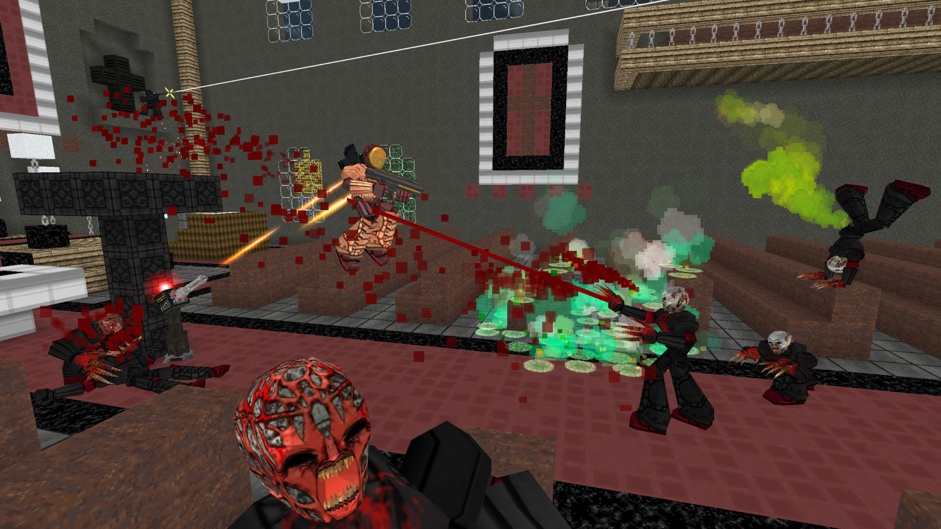 Murder Miners screenshot