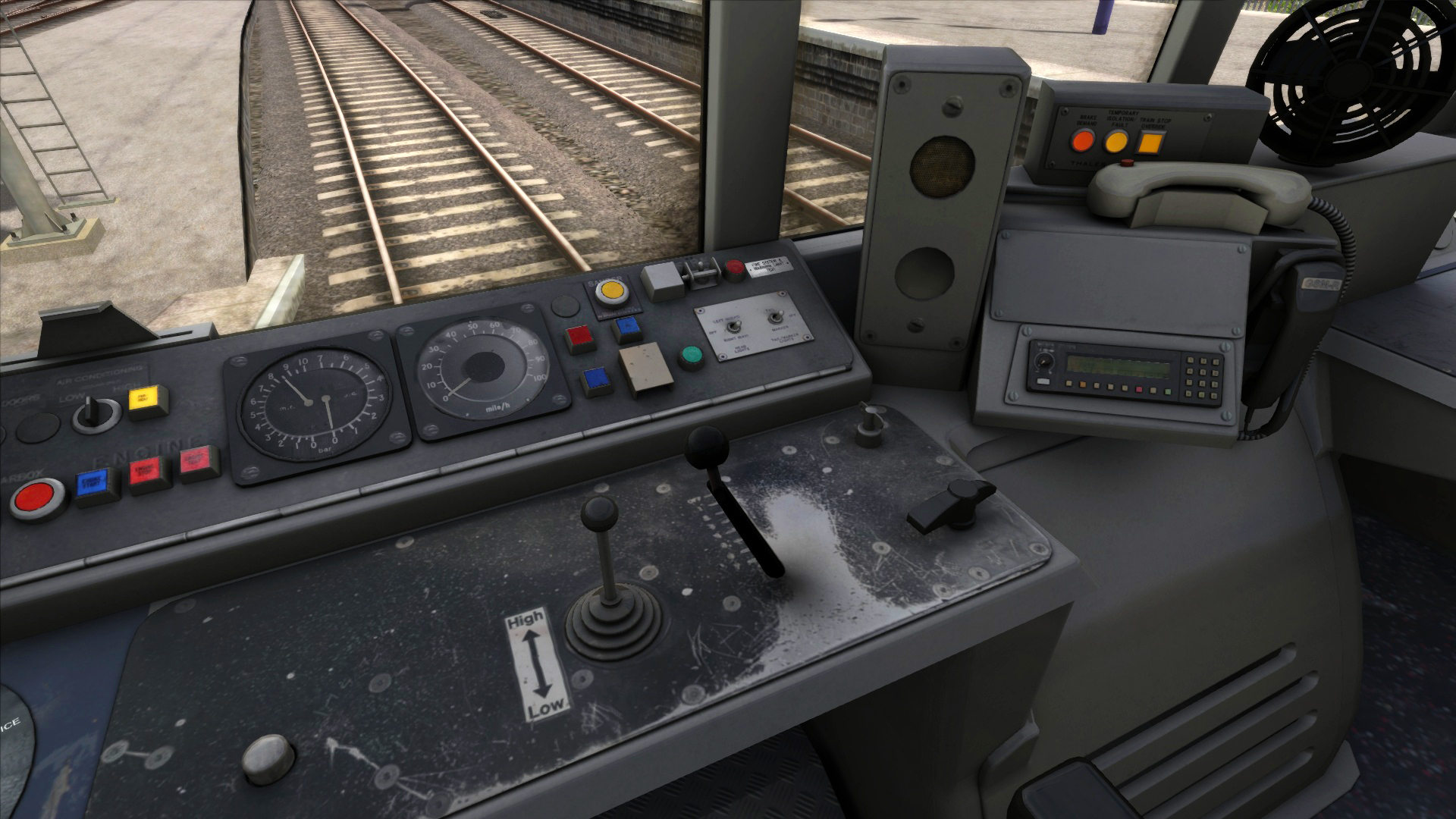 BR Provincial Sector Class 143 Add-on Livery screenshot